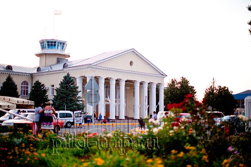 Аэропорт Симферополя как добраться