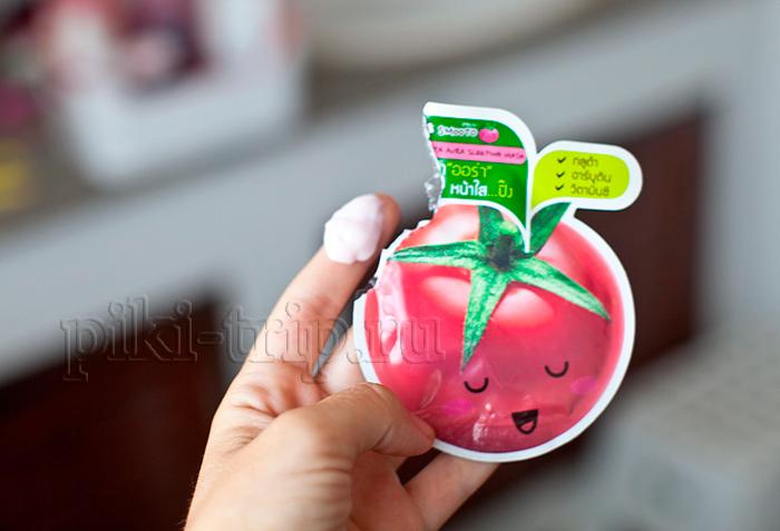 томатная маска smooto
