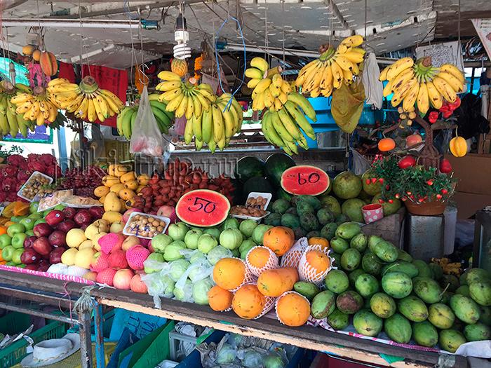 Фото Паттайи рынок