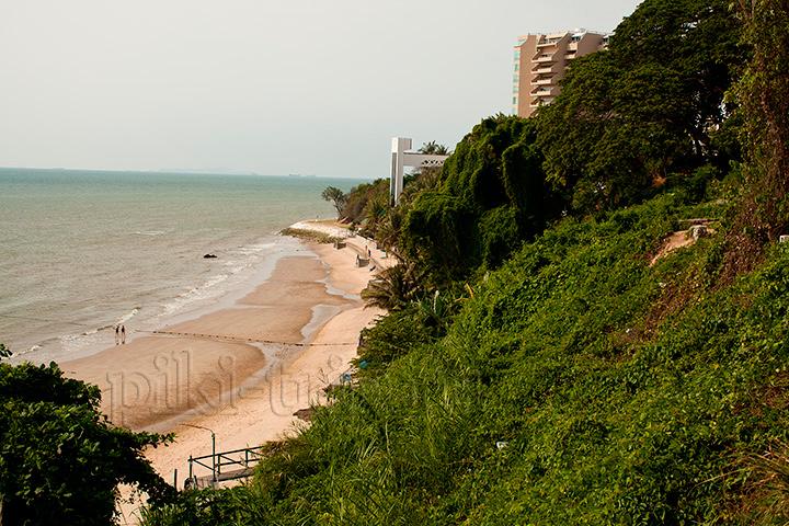 Фото Паттайи - Пляж у отеля Кози Бич