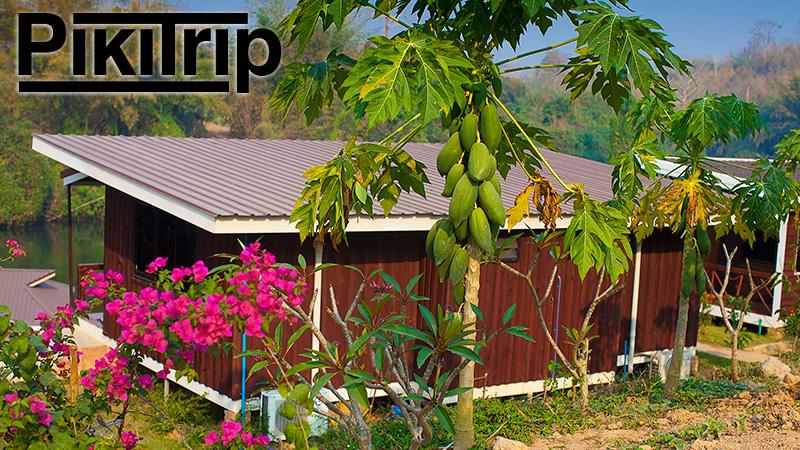 Красивейшие места в провинции Канчанабури на реке Квай