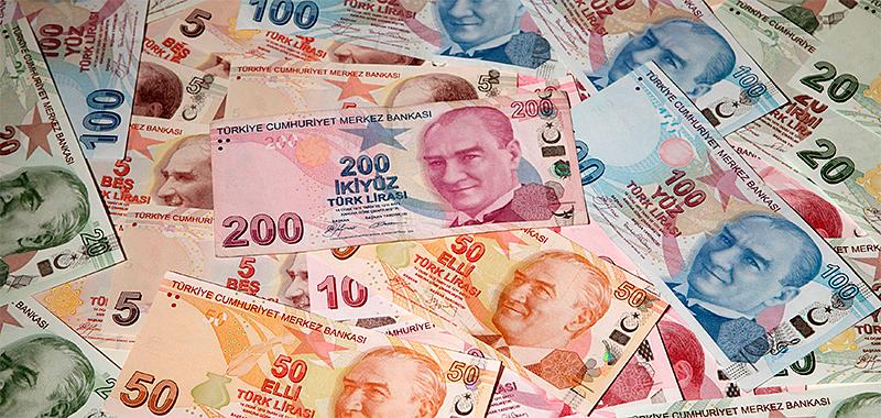Какую валюту брать в Турцию в 2019