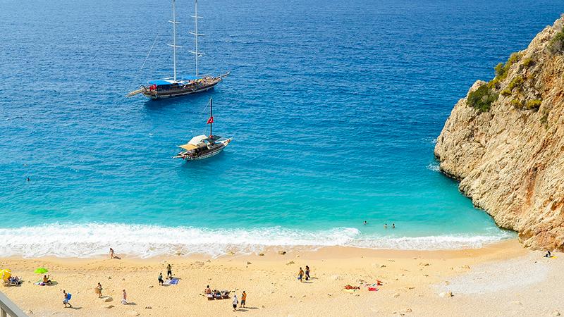 Самые популярные курорты на Средиземном море
