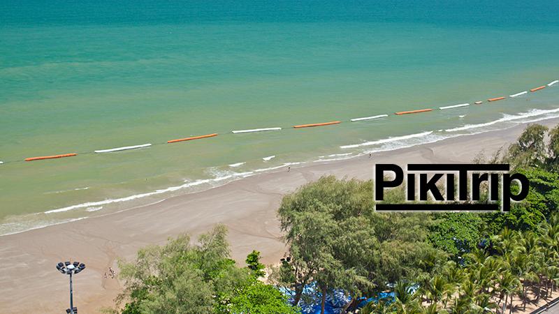 На-фото-Пляж-Донгтан-Паттайя-летом