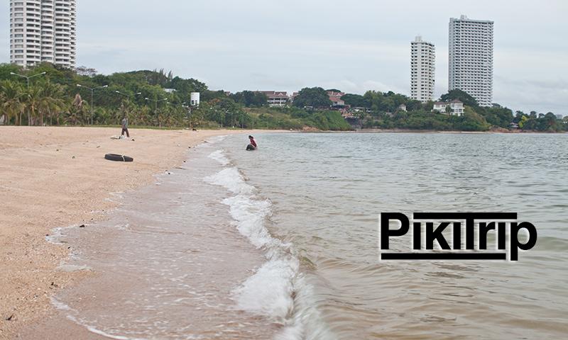 Пляж-бан-Ампур-Паттайя-фото