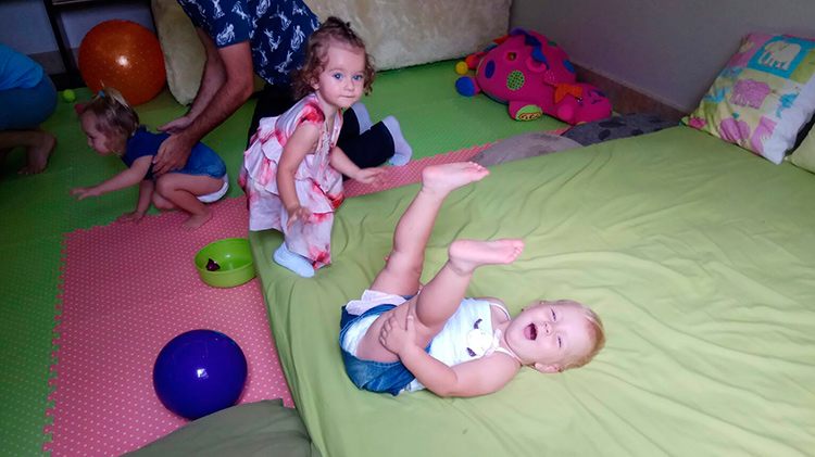 Студия Раннего развития в Паттайе - Развивашки в Паттайе