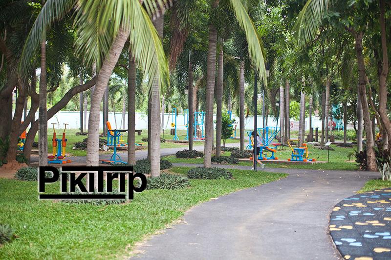 детская-площадка-у-пляжа-Бан-Ампур-Паттайя-фото