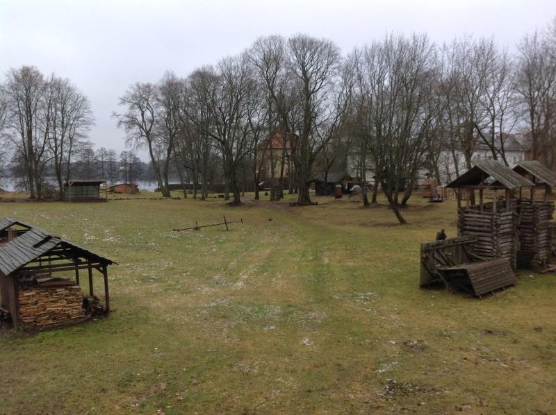 Полуостровной замок Тракай (фото)