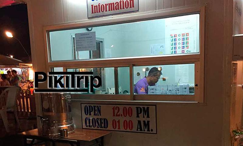 Часы работы рынка Паттайя Парк в Паттайе