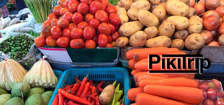Все Рынки Паттайи фото и отзывы как проехать