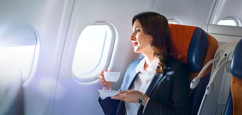 заварной кофе на борту аэрофлота