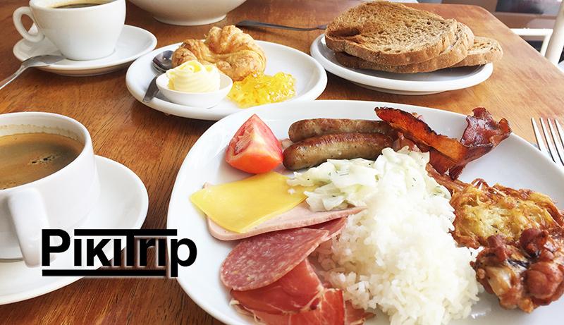 завтрак в Паттайе