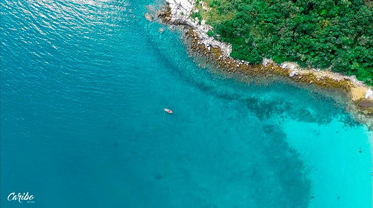 Морская экскурсия Карибо