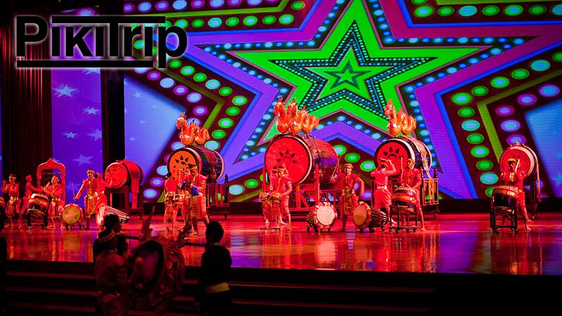 Шоу в Парке Нонг Нуч
