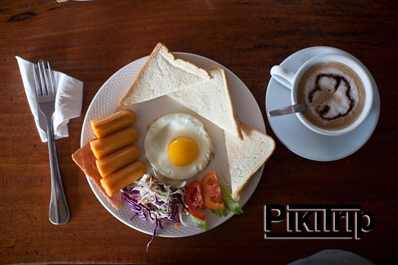 экспедиция Паттайя - завтрак 1 день