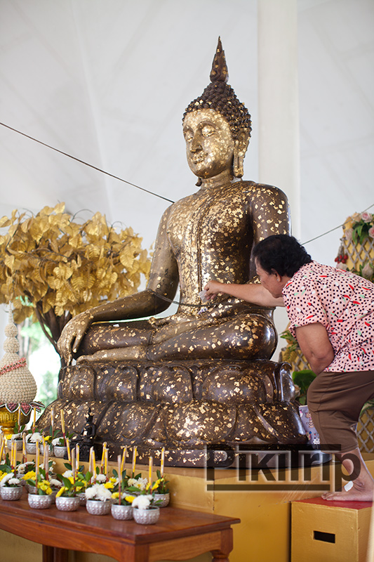 гора золотого будды кхао чичан