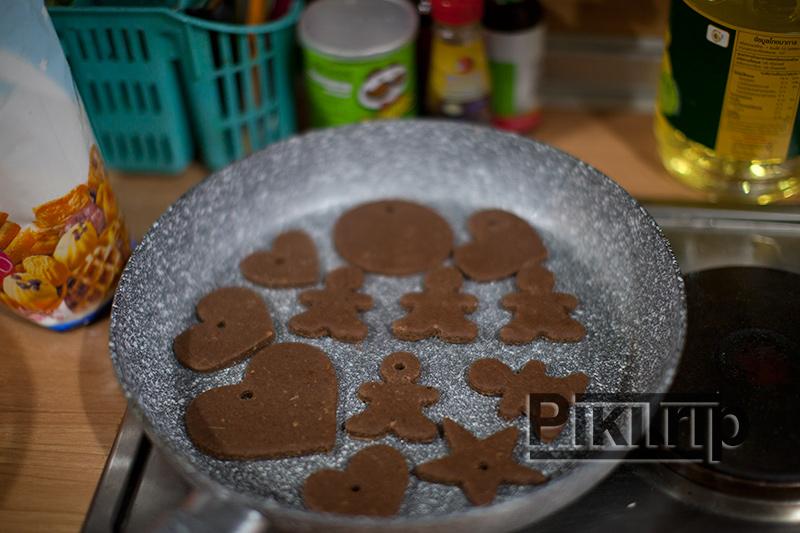 имбирные пряники на сковороде фото рецепт