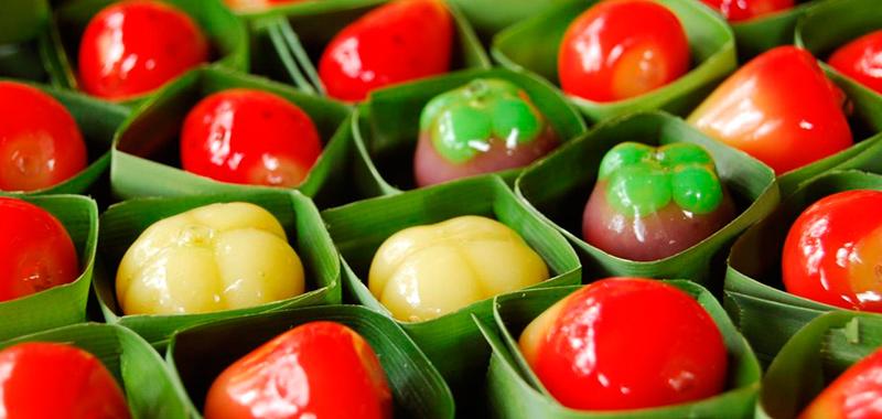 лук-чуп конфетки