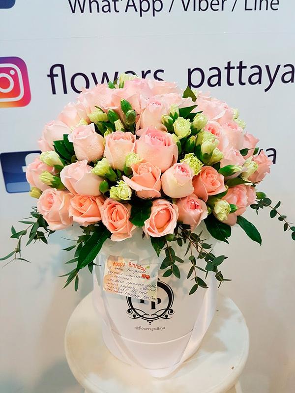цветы в Паттайе