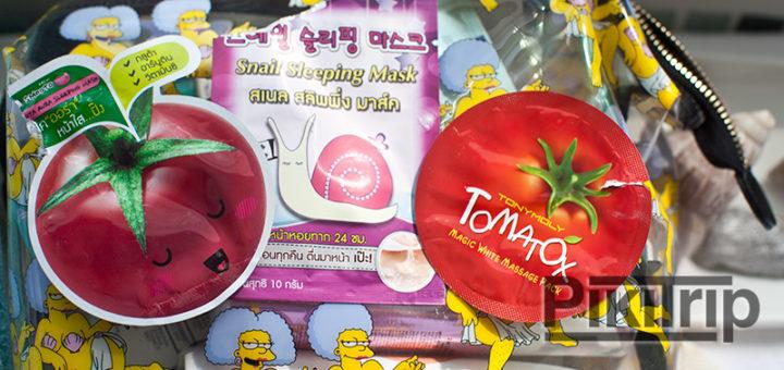 корейские sleeping mask отзывы обзор