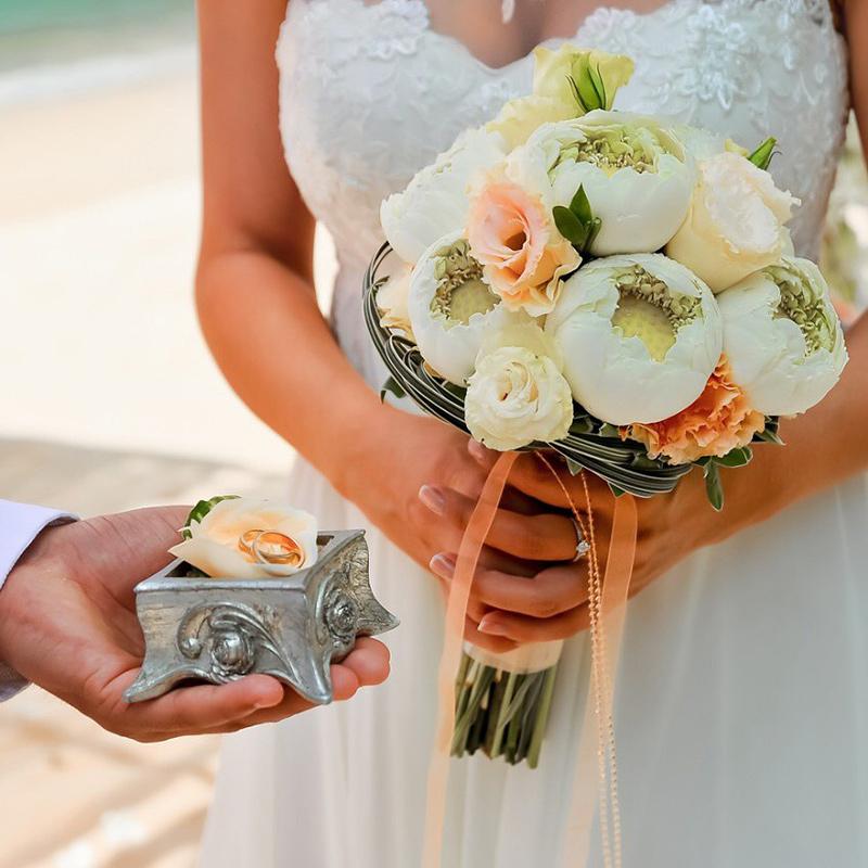букет для невесты в Паттайе