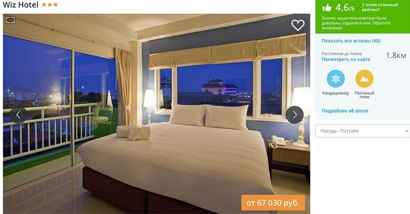 wizz hotel