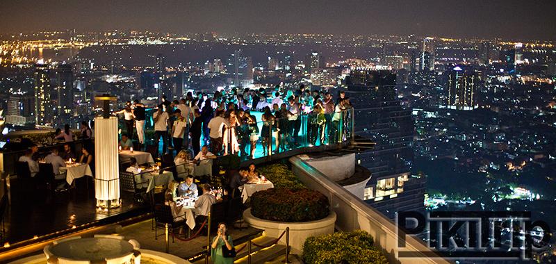 Бангкок отель Лебуа
