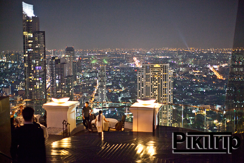 Весь Бангкок как на Ладони отель Лебуа