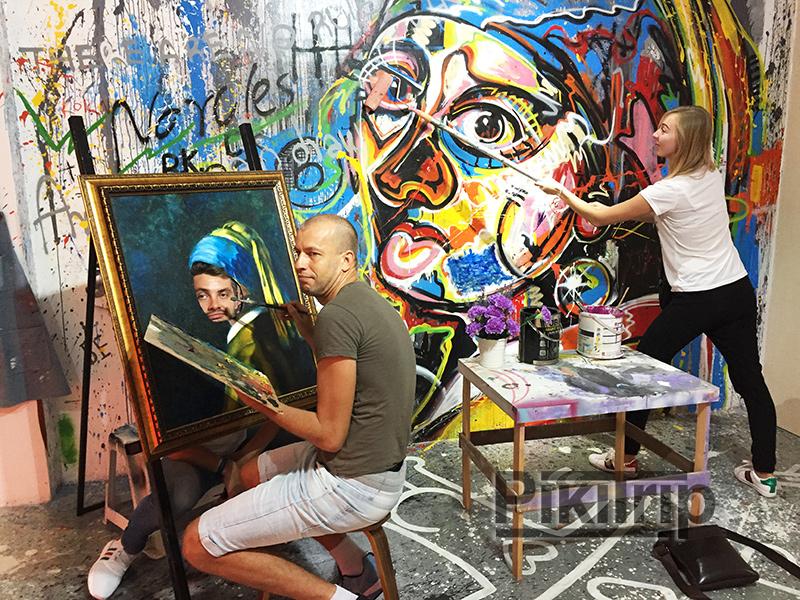 Parody Art Pattaya - Музей Пародии в Паттайе