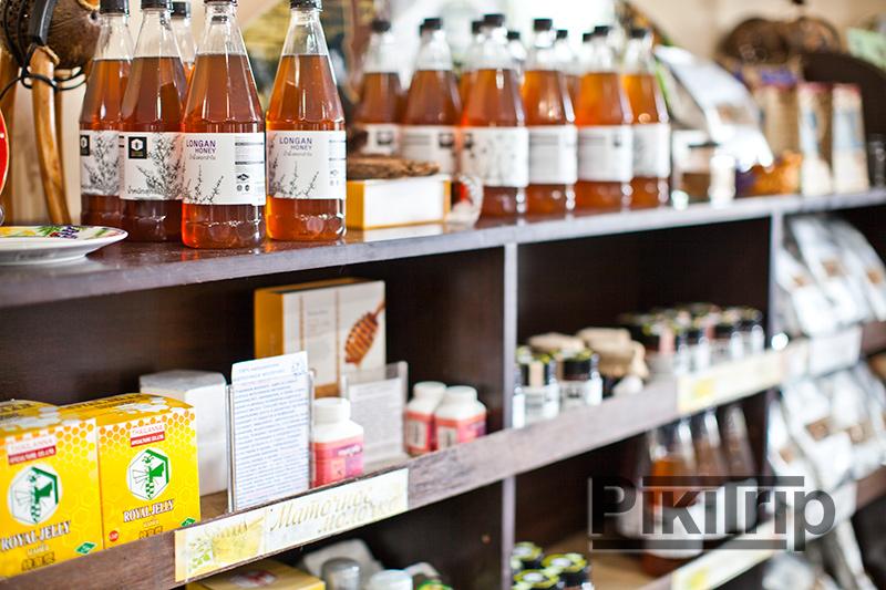 тайский мед лонган