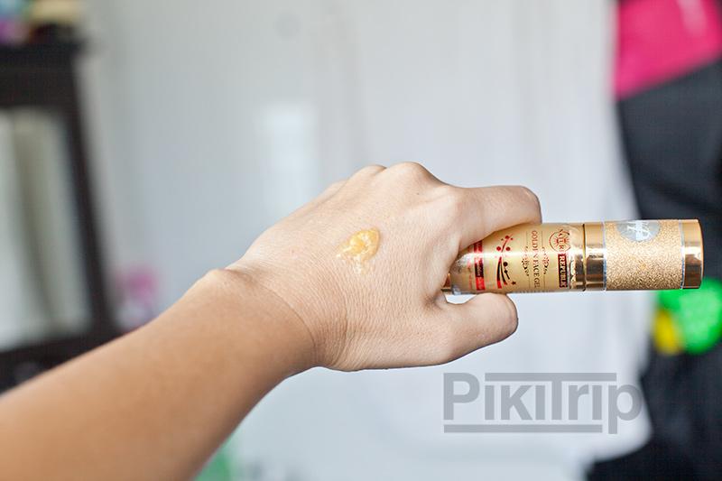 золотой коллаген из таиланда