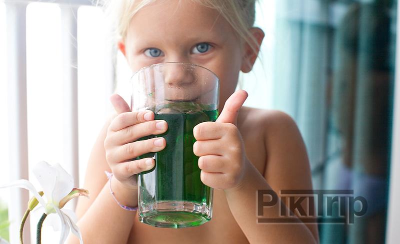Хлорофилл жидкий польза отзывы