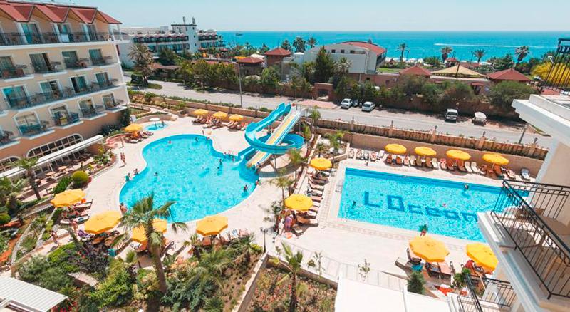 L'oceanica-Beach-Resort
