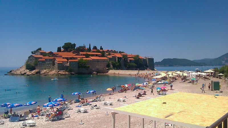 Отдых в Черногории с детьми в августе