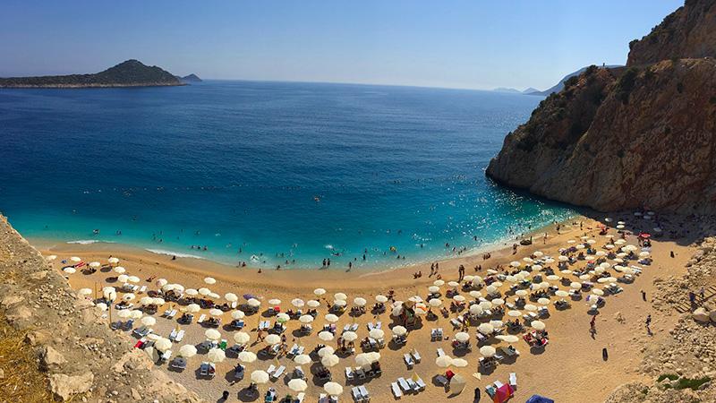 Какой курорт в Турции выбрать с детьми в августе?
