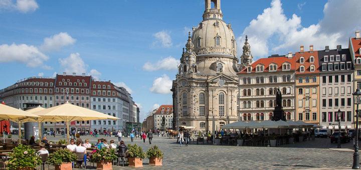 Туристический бум в Дрездене