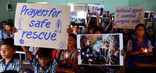 всех детей вывели из пещеры в Таиланде