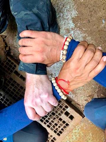 международная команда по спасению детей из пещеры в Таиланде