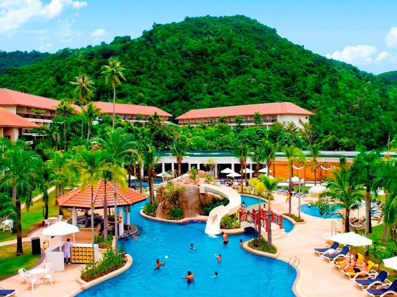 Отель на Кароне Baan-Karonburi-Resort