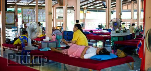 настоящий тайский массаж