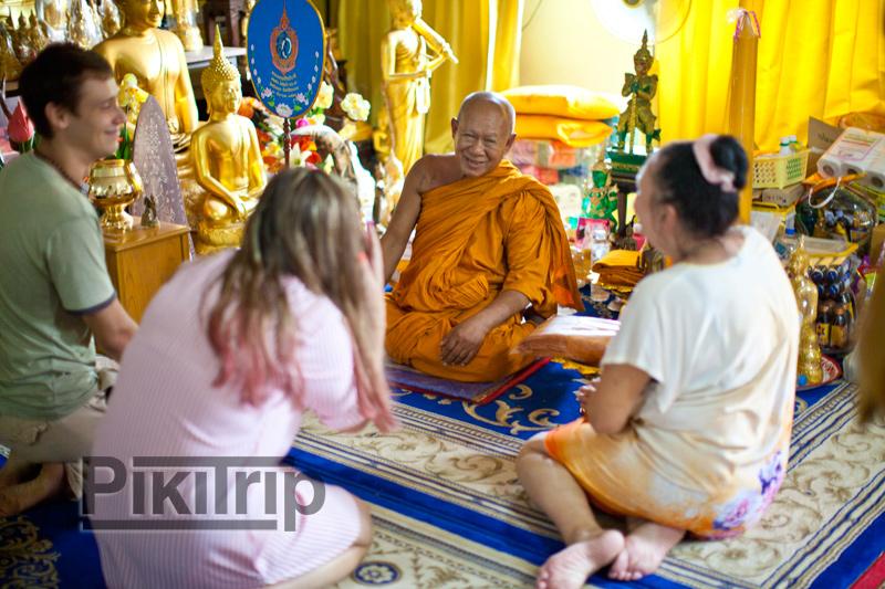благословление от монаха