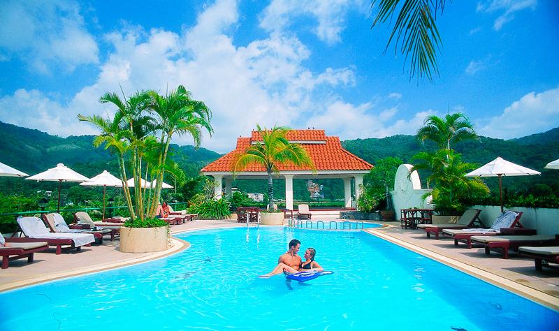 Отель на Пхукете The-Old-Phuket-Karon-Beach