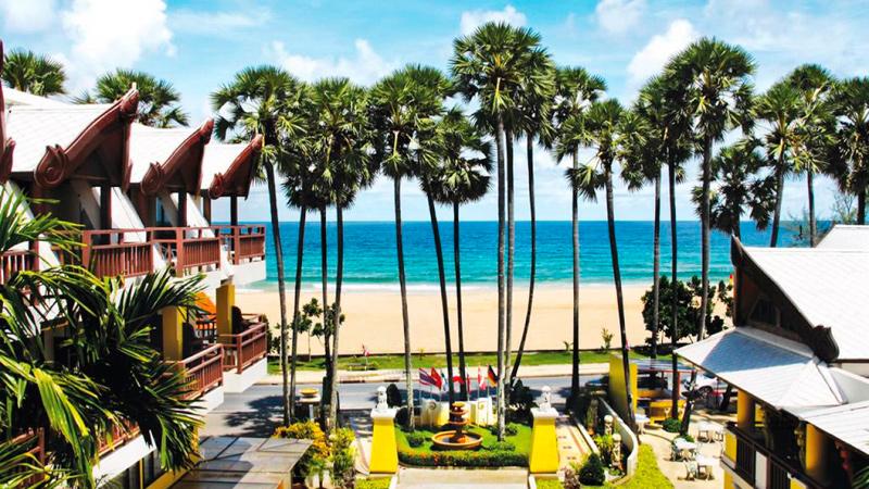 Отель Woraburi-Phuket-Resort-&-Spa