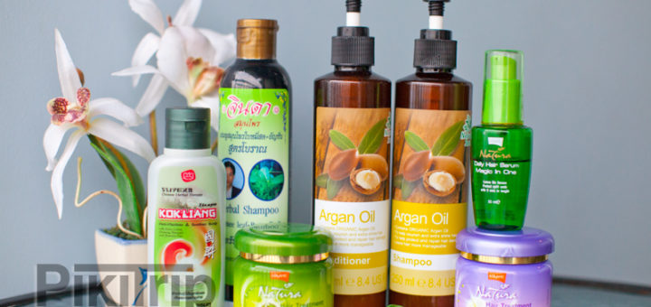 Тайские средства для волос что купить? Фото и и отзывы, цены