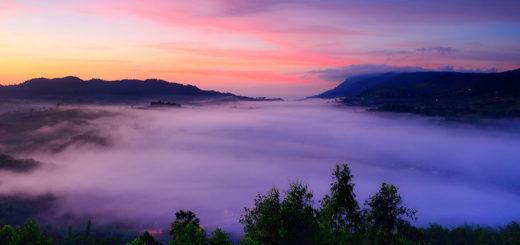 Над облаками экскурсия из Паттайи