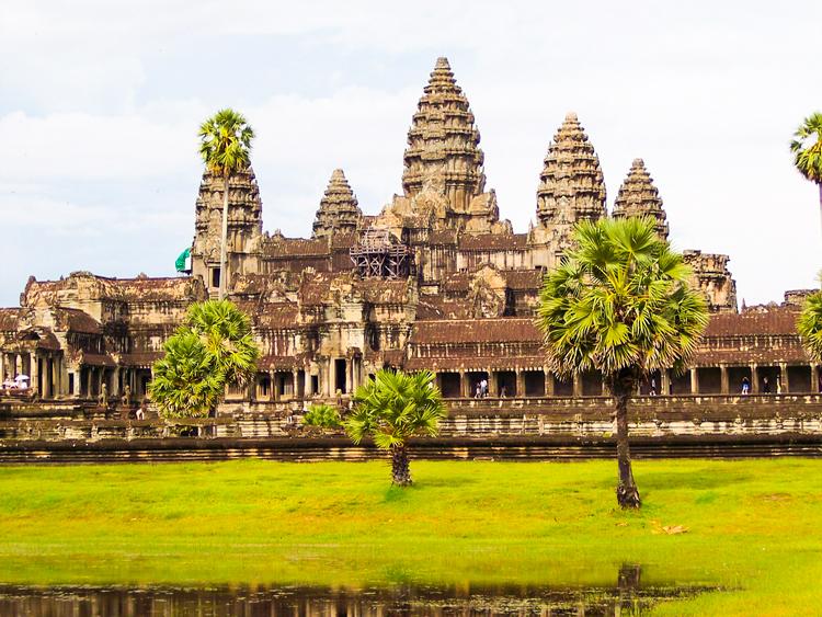 экскурсия в Камбоджу из Паттайи Ангкор Ват