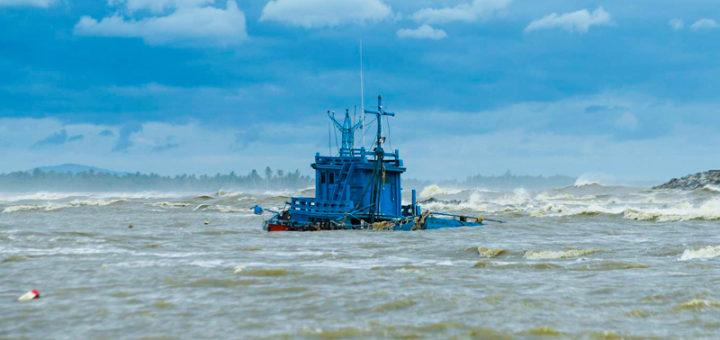 Тайфун в Таиланде сейчас