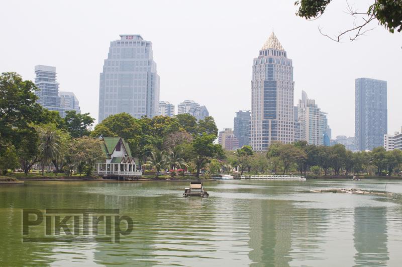Люмпини парк Бангкок