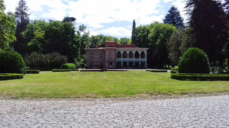 Кахетия: Музей Александра Чавчавадзе