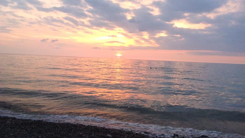 отдых в Грузии на море